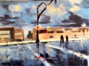 12x16 oil on canvas  -  $385