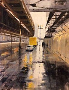 11x14 oil on canvas  -  $345