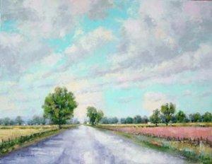 14x18 oil on canvas
